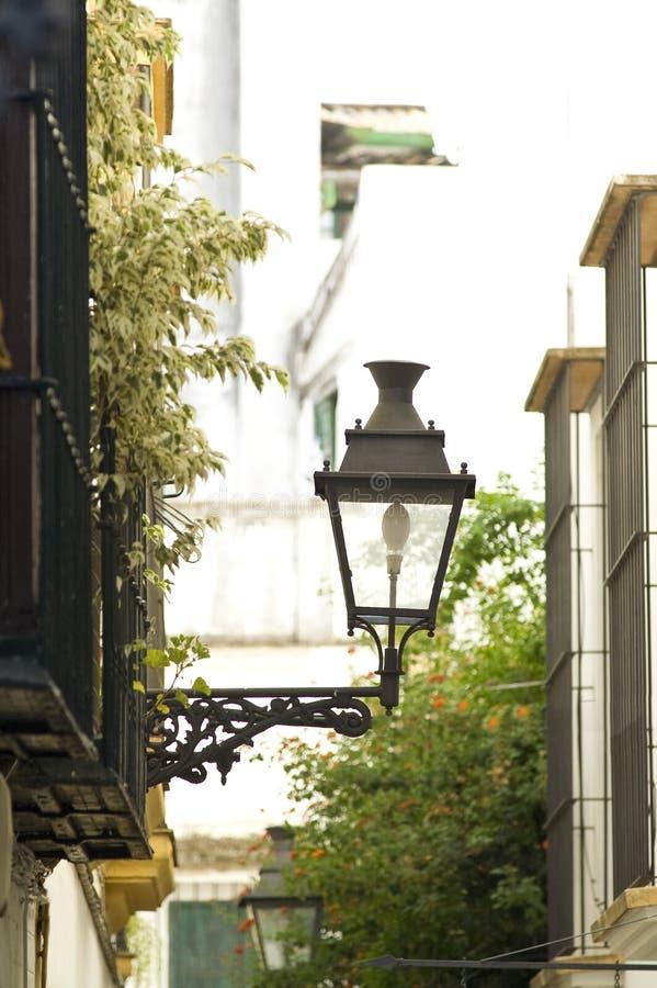 Street of Sevilla stock photo