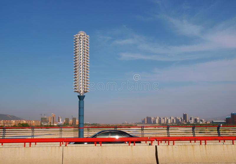 Download Street side street lamp stock photo. Image of decorate - 24325022