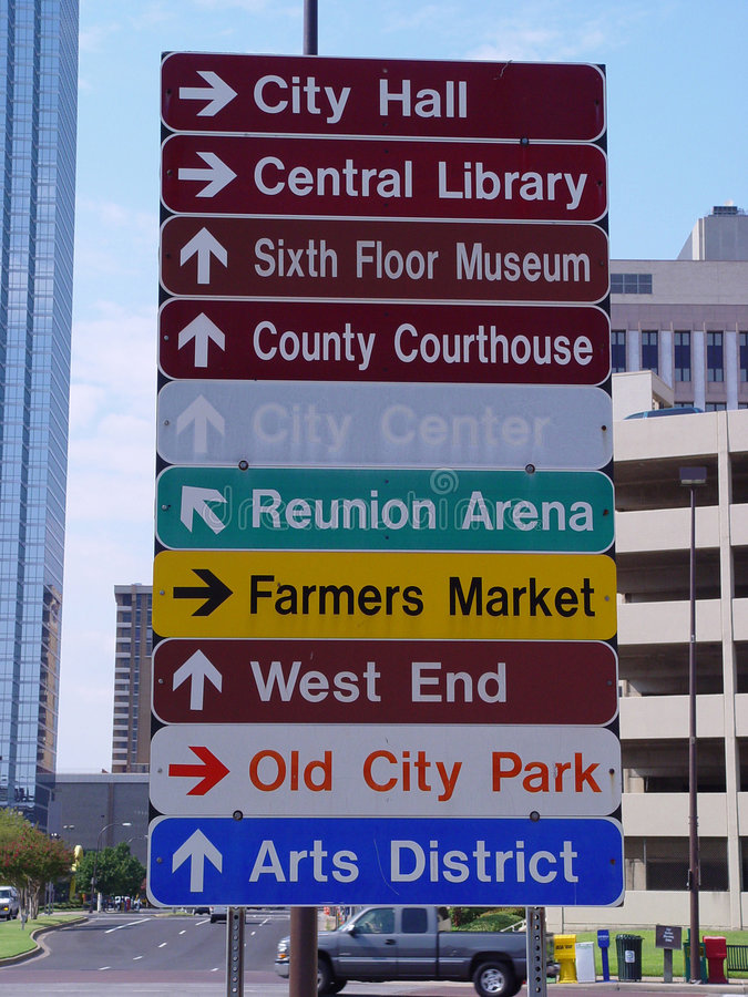 Download Street Sign stock photo. Image of street, museum, pickup - 77378