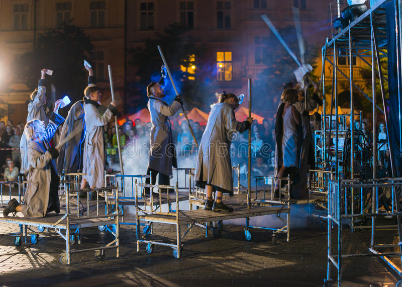 Download Street Theater KTO Editorial Photography - Image: 42415967
