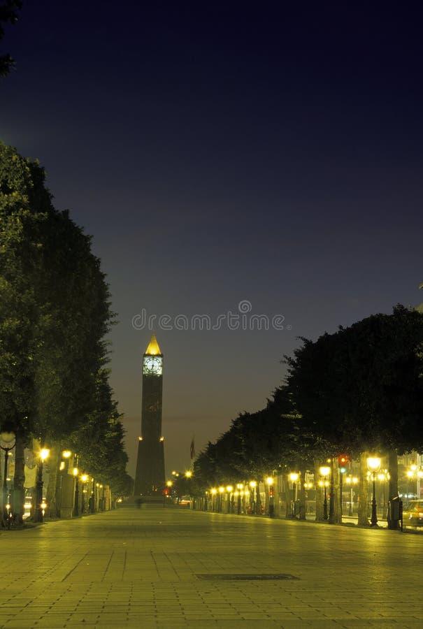 Street- Tunisia royalty free stock images