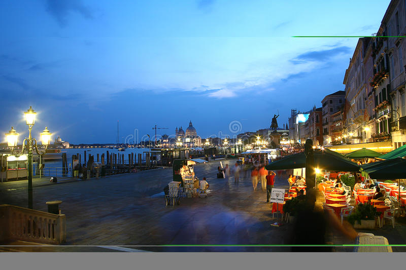 Download Street in Venice editorial photography. Image of tourism - 18134712