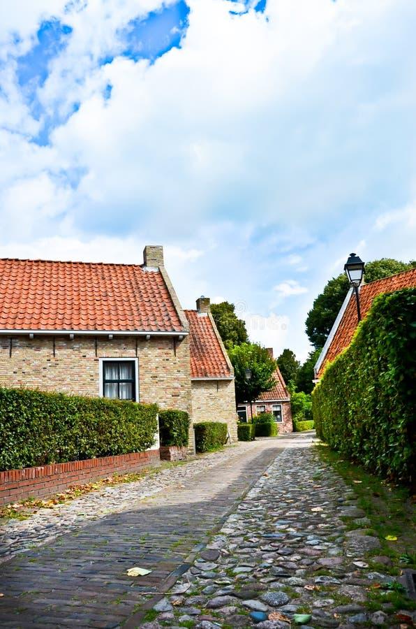 Download Street view stock image. Image of flora, antique, coat - 26446181