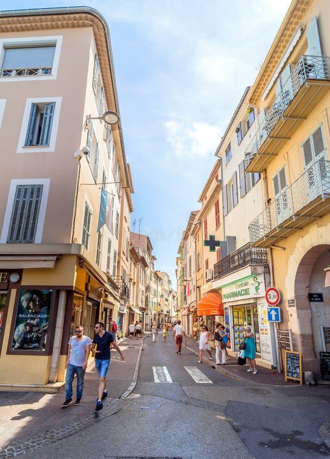Restaurant Rue De La Republique Antibes