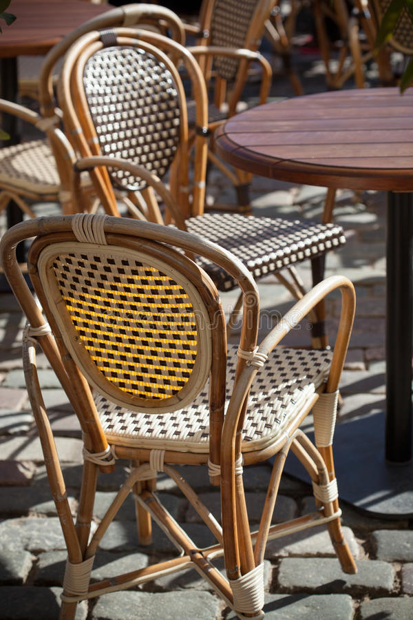 Download Street View Of A Coffee Terrace Stock Image - Image: 29685447