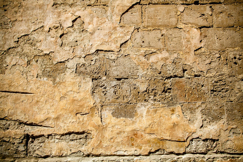 Street wall background stock photography