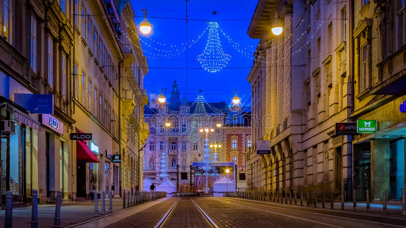 Zagreb Time Machine Editorial Image Image Of Historical 90206690