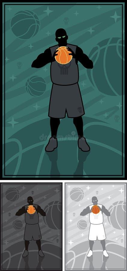 streetball бесплатная иллюстрация