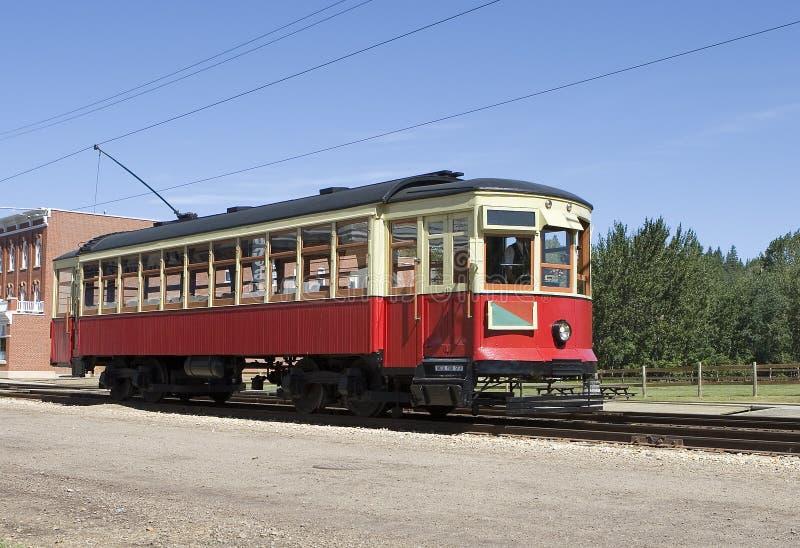 Streetcar stockfotos