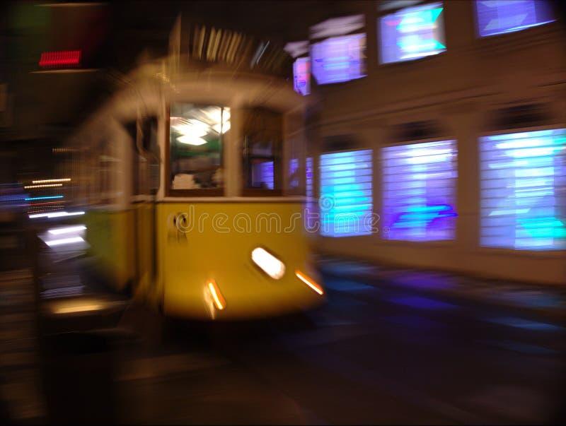 streetcar stock afbeelding