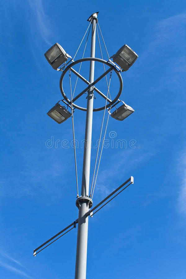 streetlamp royaltyfri foto