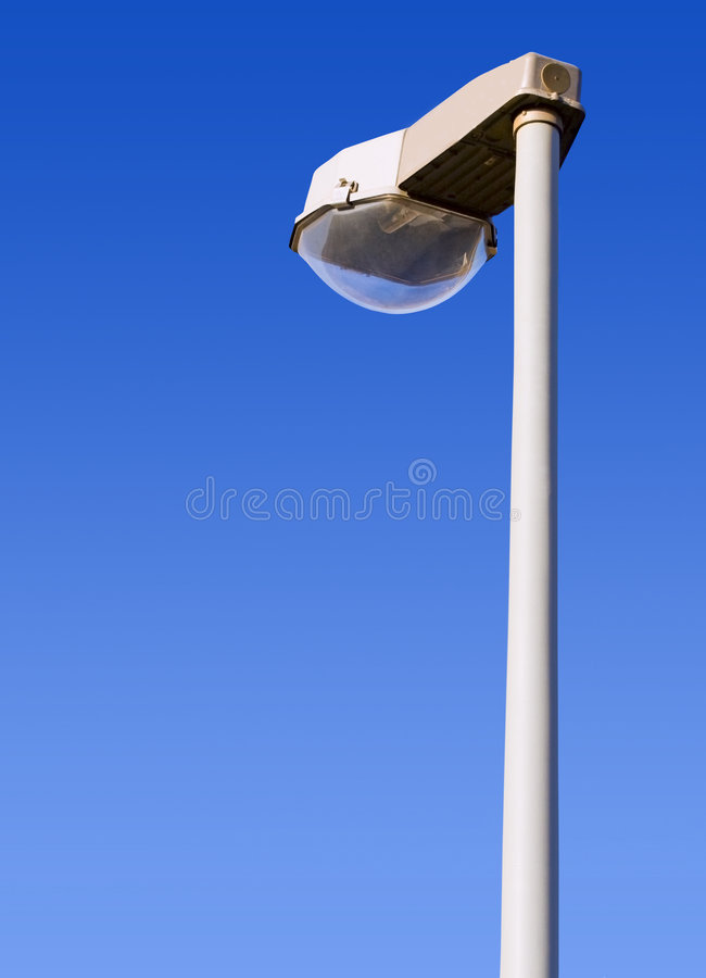 Download Streetlamp With Clipping Path Stock Photo - Image: 6642522