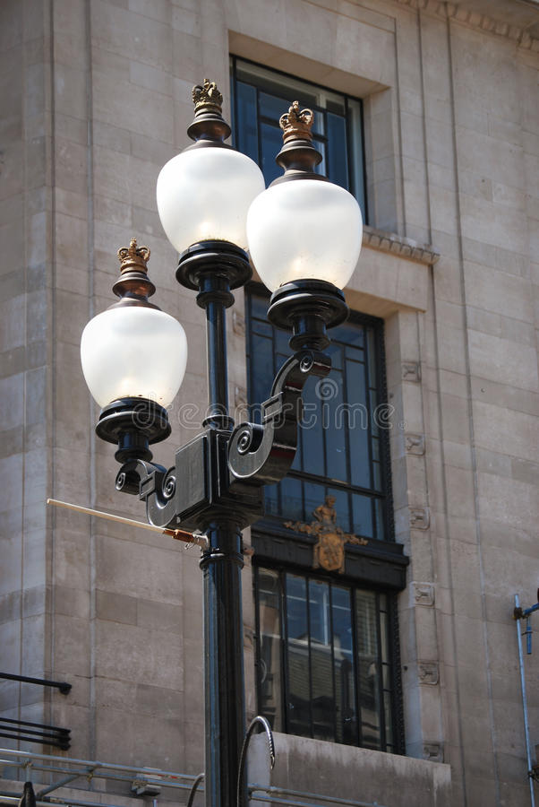 Download Streetlamp in London stock image. Image of regent, architecture - 25431193
