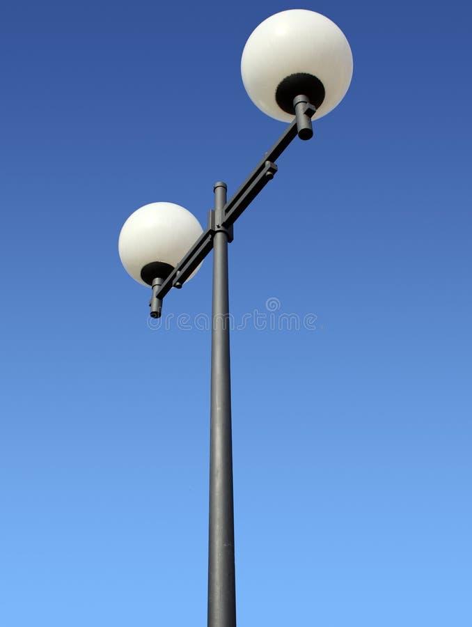 streetlight royaltyfria bilder