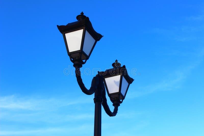 streetlights obrazy royalty free