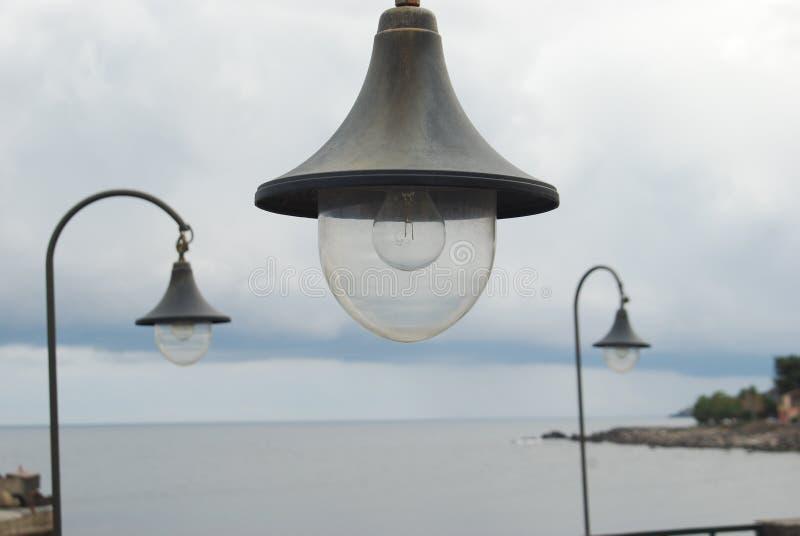 streetlights стоковая фотография rf