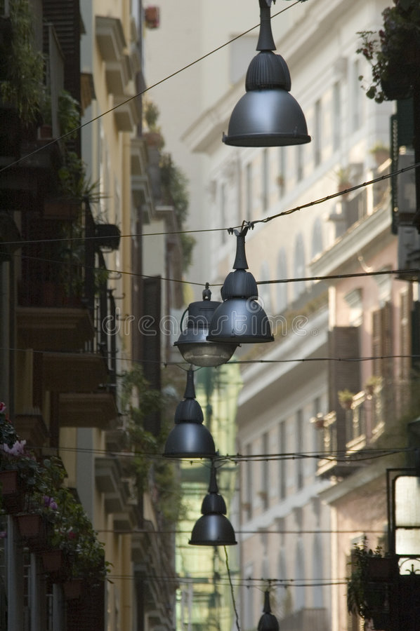 streetlights zdjęcia royalty free