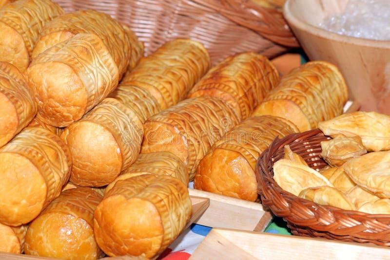 streetmarket еды традиционное стоковое фото