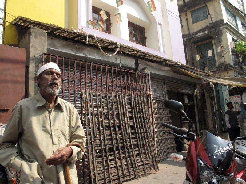 Download Streets of Kolkata. Beggar editorial stock image. Image of hopeless - 21217019