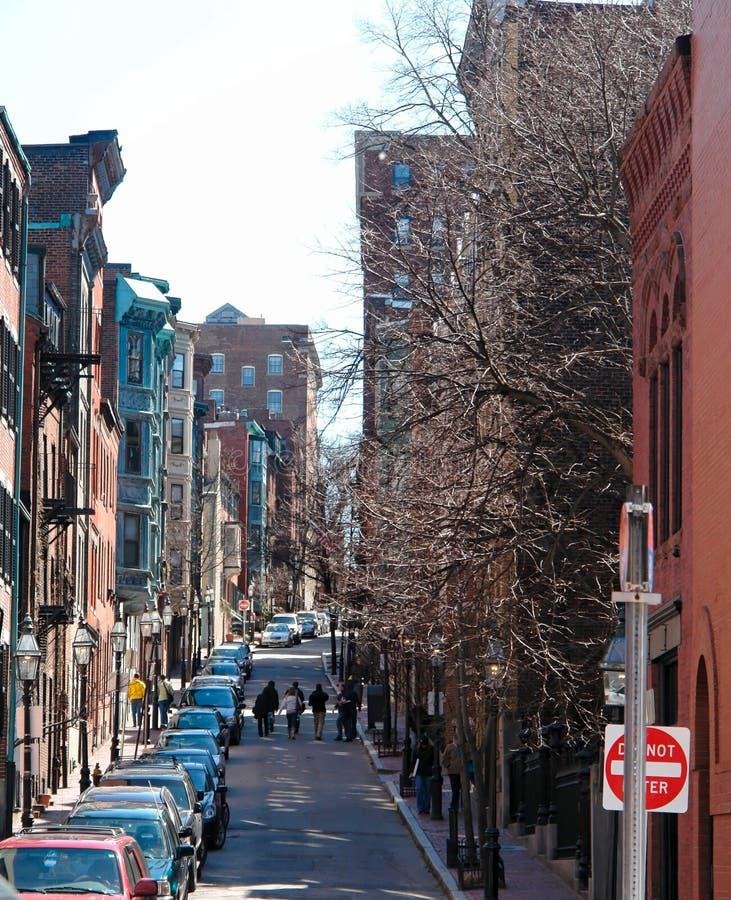 Free Streets Of Beacon Hill Stock Photo - 2684170