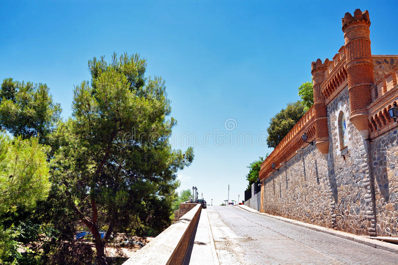 Download On The Streets Of Toledo. Spain Stock Photo - Image: 19784420