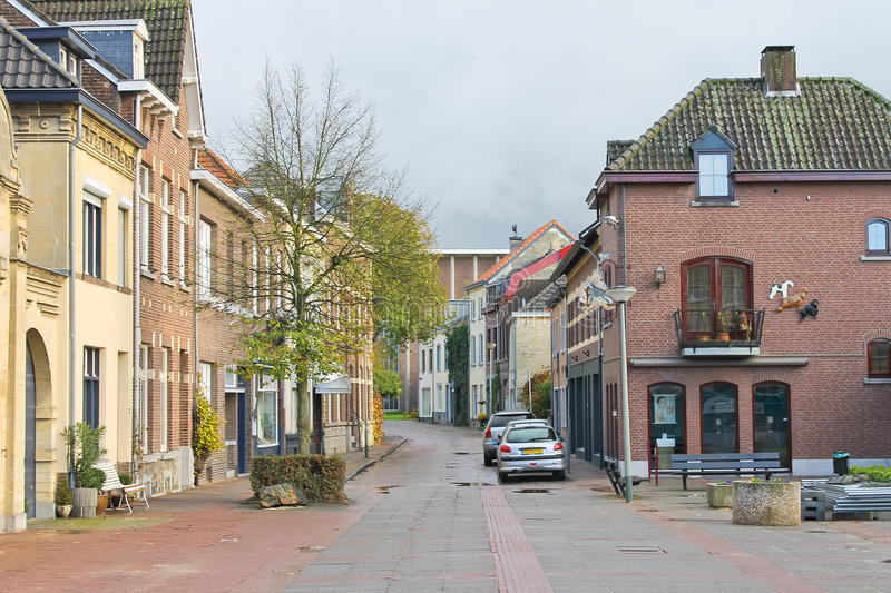 Download On The Streets Of Valkenburg. Editorial Image - Image: 28458390