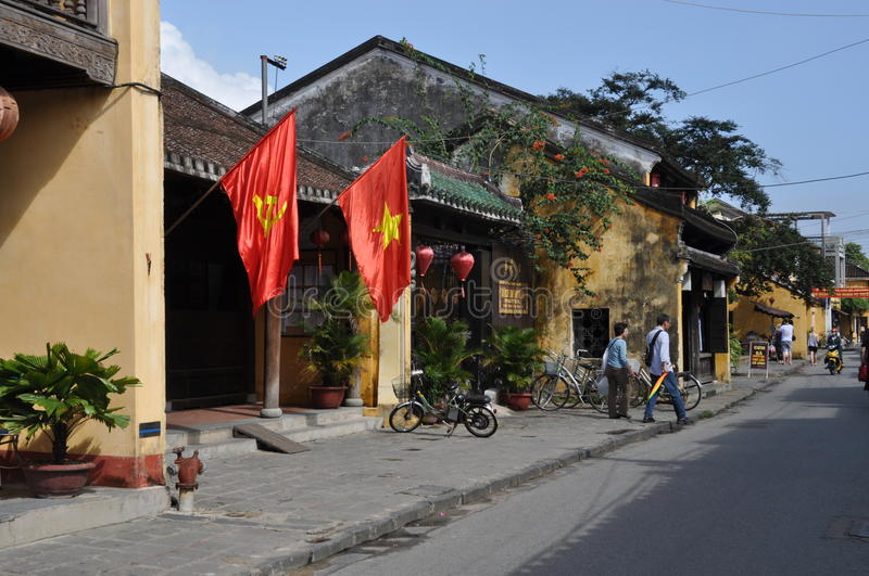 Streets of Vietnam royalty free stock image