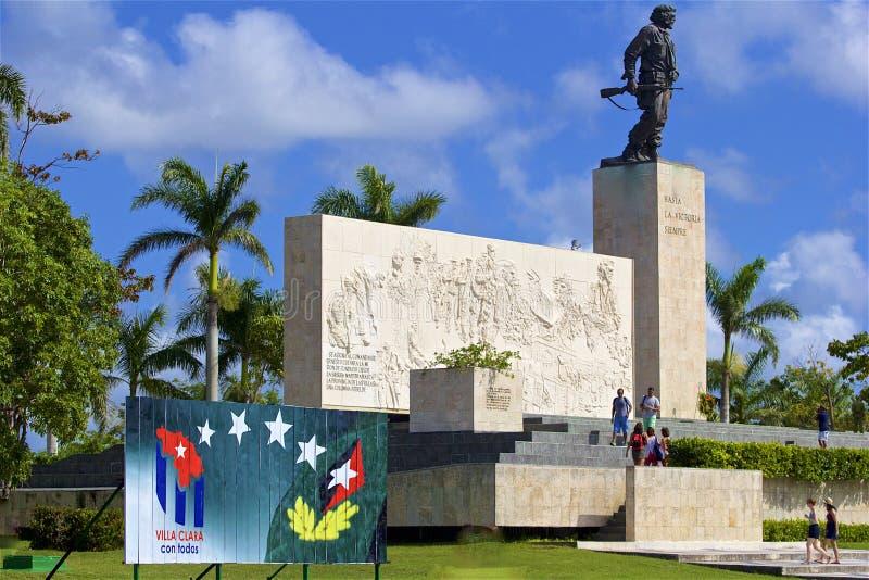Streets of Santa Clara, Cuba royalty free stock image