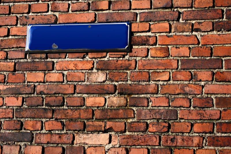 Streetsign photos libres de droits