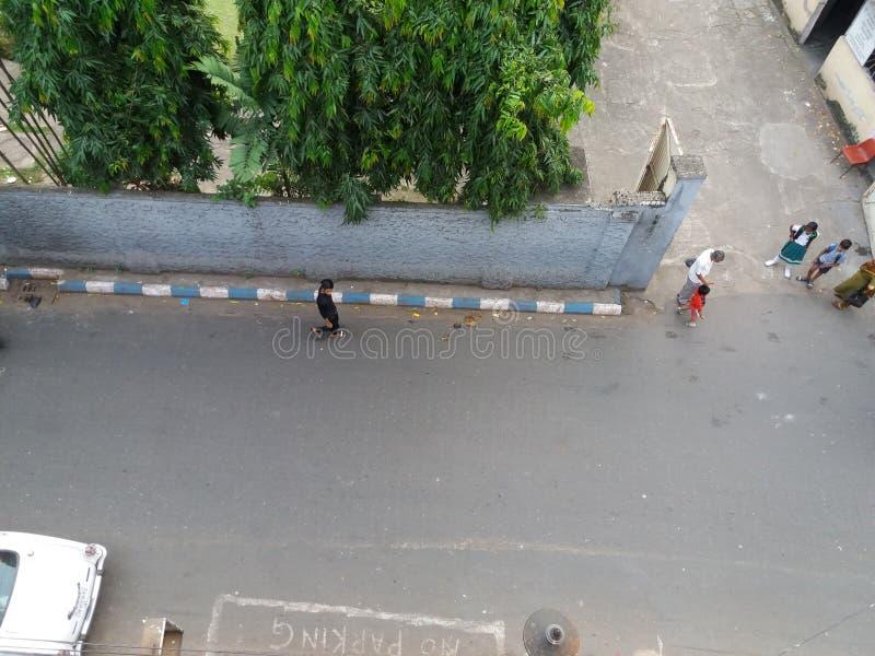 Streetview стоковые изображения