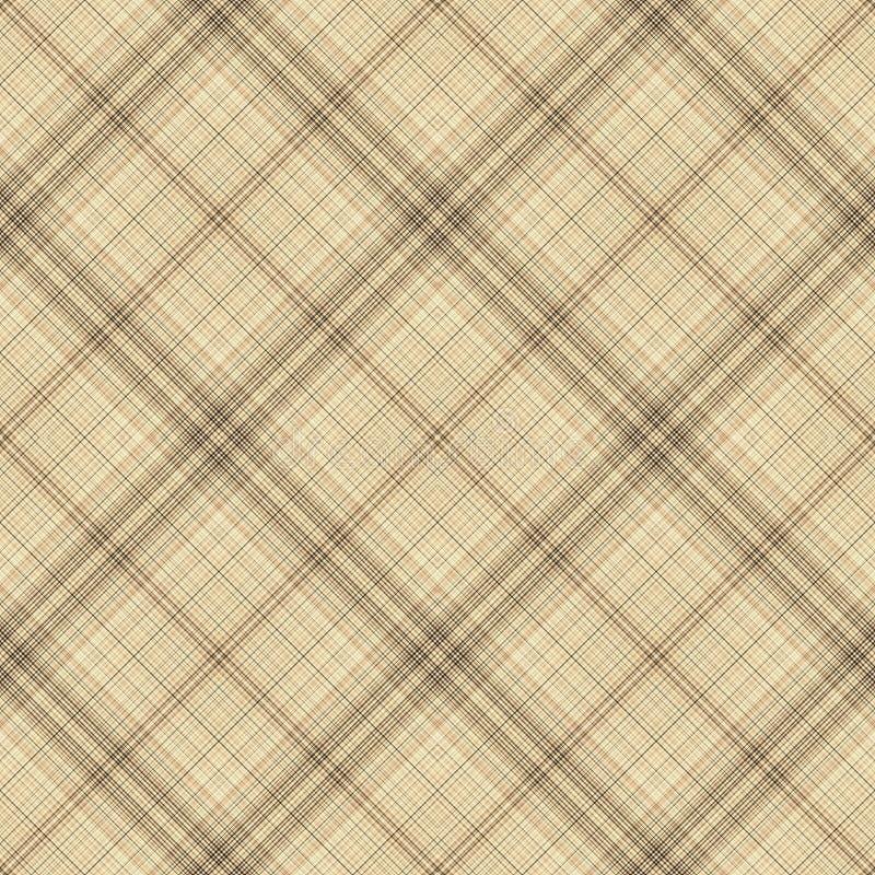 Streift Hintergrund, quadratischen Schottenstoff, das nahtlose Rechteckmuster, abstraktes traditionelles vektor abbildung