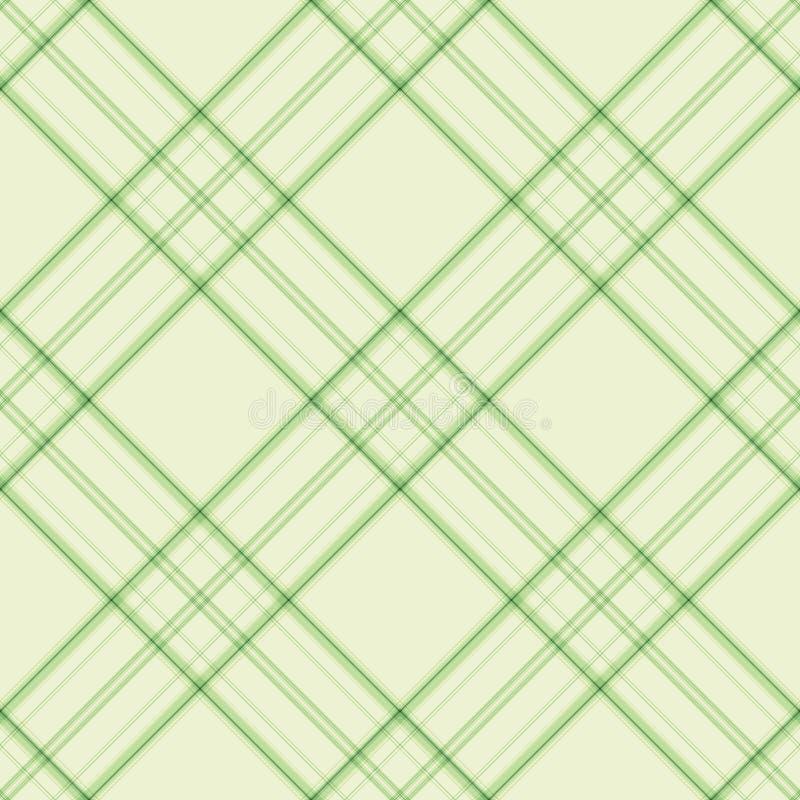 Streift Hintergrund, quadratischen Schottenstoff, das nahtlose Rechteckmuster, Textilenglisch stock abbildung
