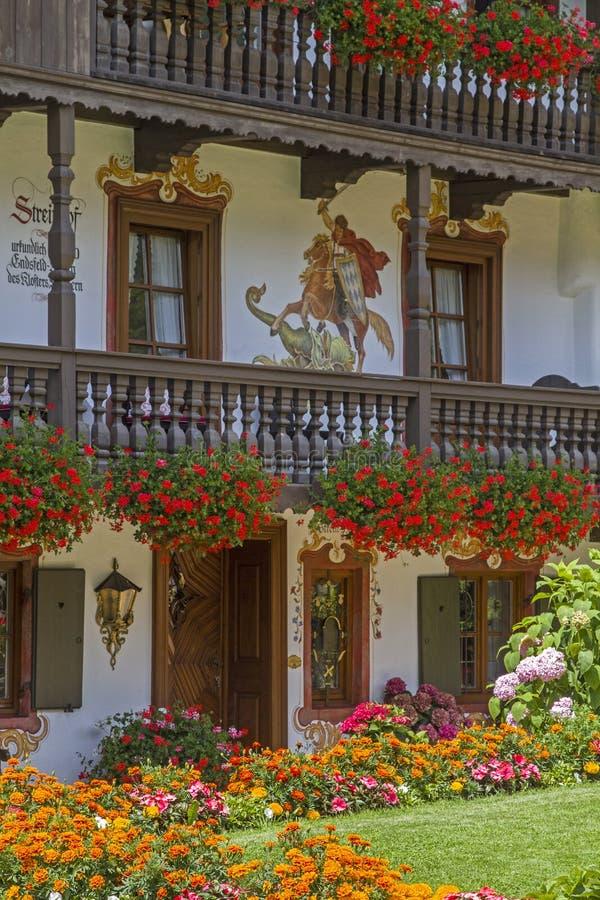 Streinhof in Bayrischzell royalty free stock photos