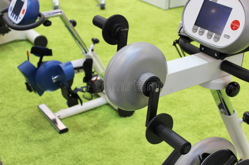 Download Strenght Therapy For Disability Stock Photo - Image: 22641414