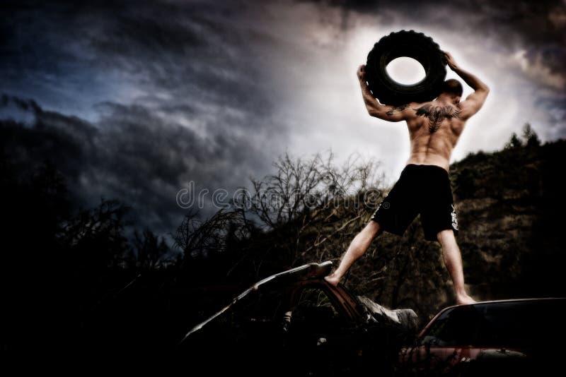 Strength stock photos