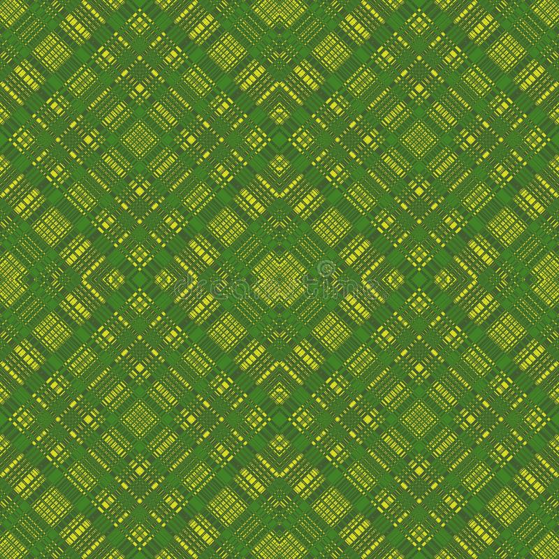 Strepenachtergrond, vierkant geruit Schots wollen stof, naadloos rechthoekpatroon, plaid Schot stock foto's