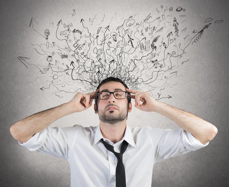 Stres i zamieszanie