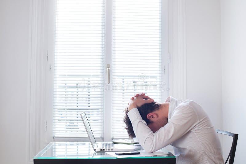 Stres przy pracą