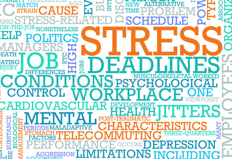 Download Stress Royalty Free Stock Image - Image: 14981606