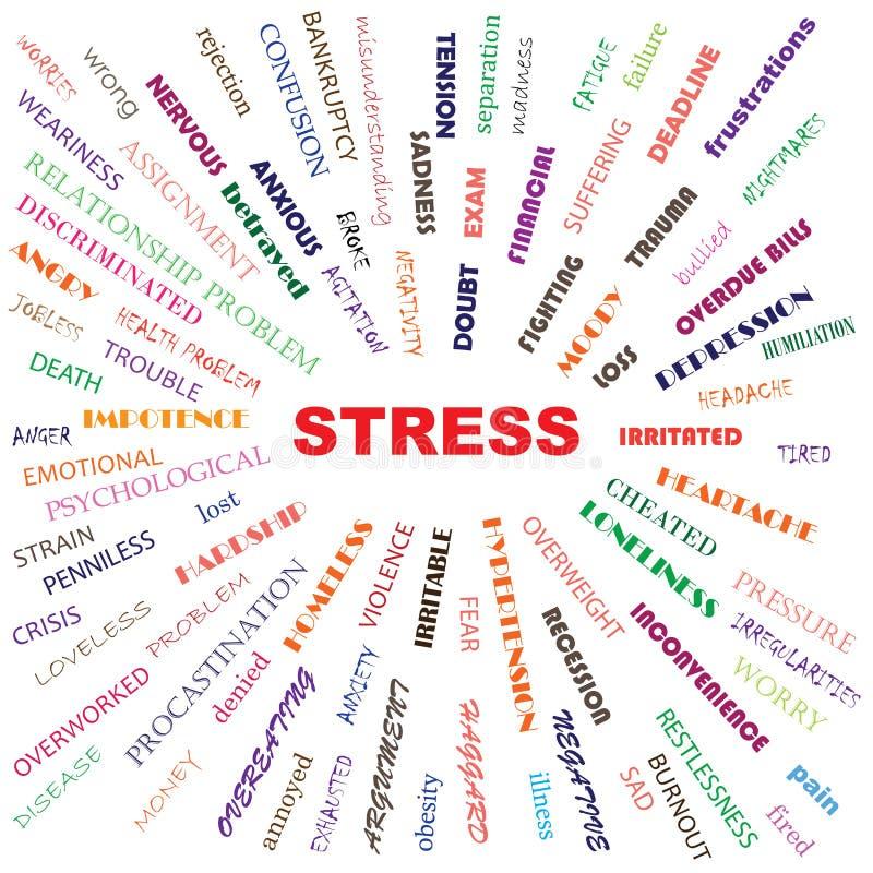 Stress Royalty Free Stock Photo
