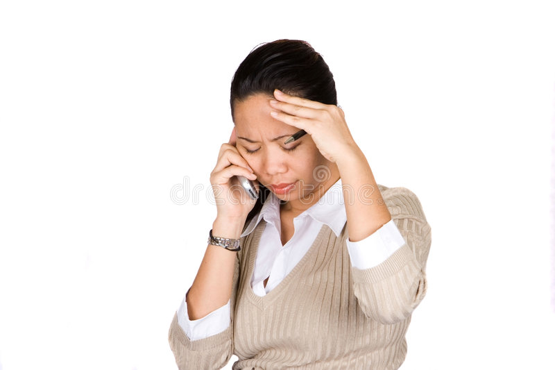 Download Stress And Anxiety. Stock Photo - Image: 1717300