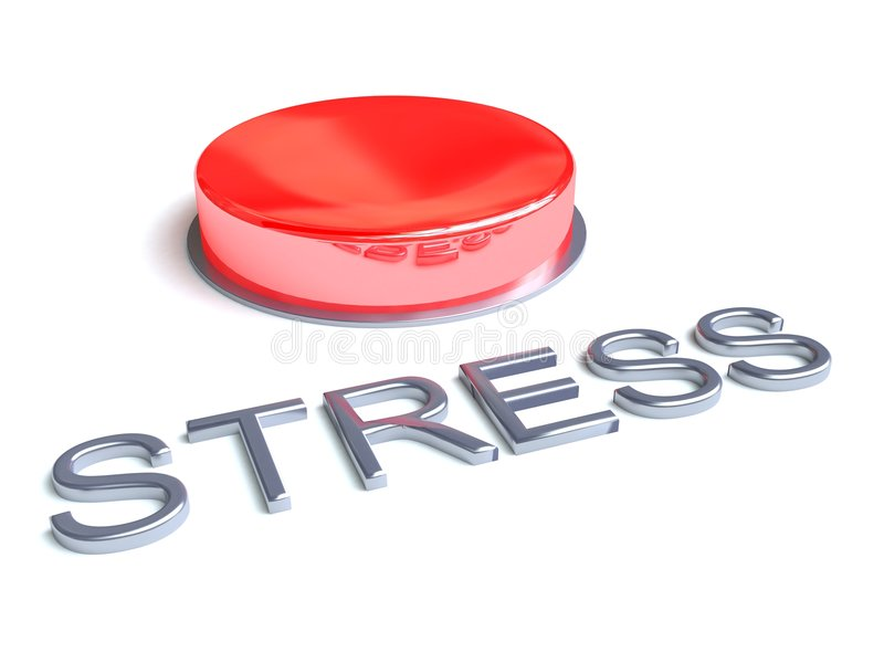 Download Stress Button stock image. Image of pause, time, frustration - 8919069