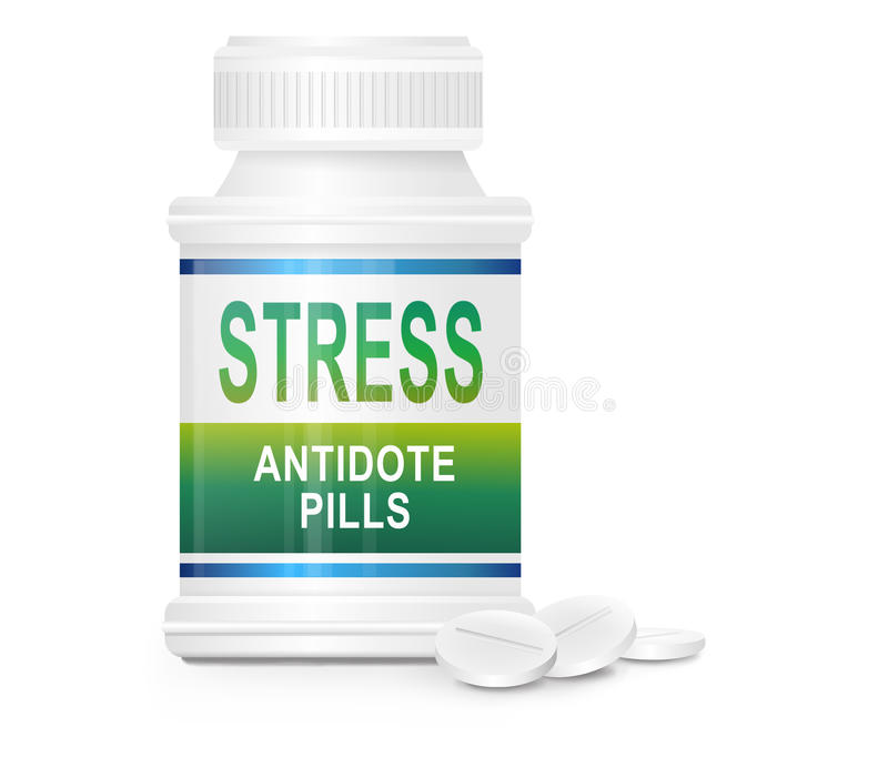 Stress Concept. Stock Photos