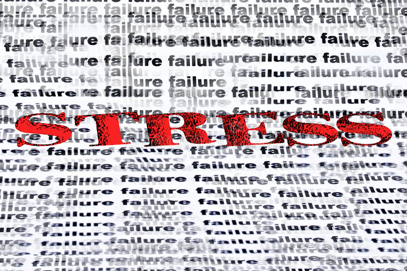 Download Stress vs failure stock photo. Image of nervousness, restlessness - 7240924