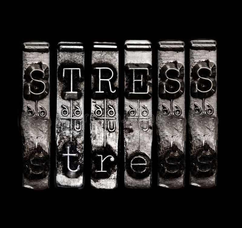Download Stress Word Royalty Free Stock Images - Image: 35291169