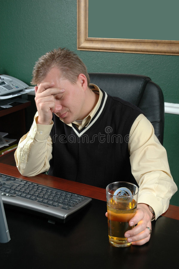 Stressed stock photos