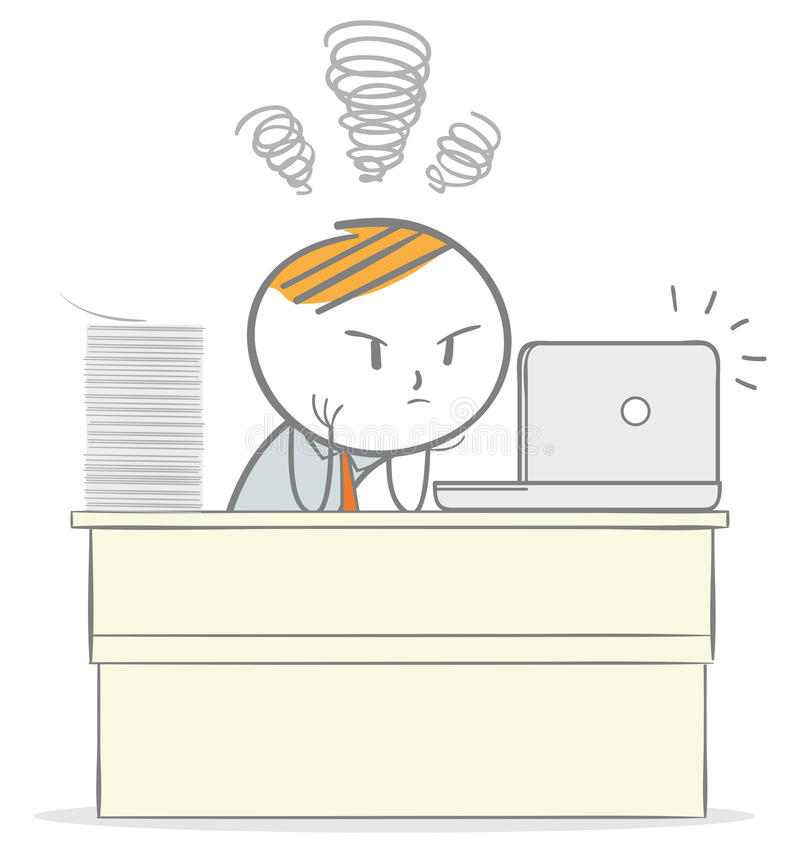 Download Stressed Stock Image - Image: 35642021