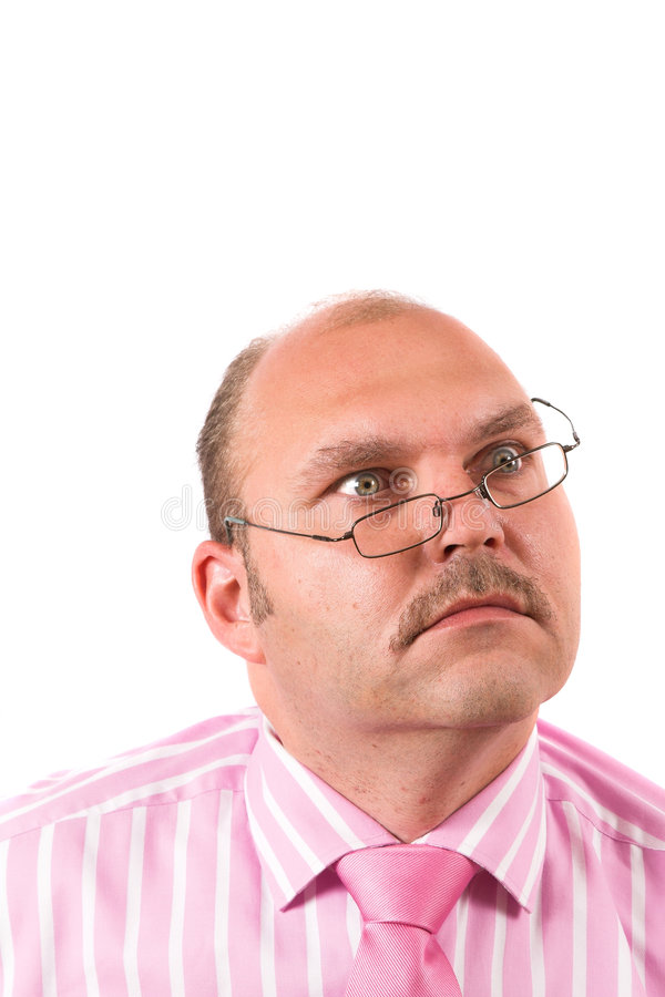 Download Stressed out businessman stock photo. Image of caucasian - 1914098