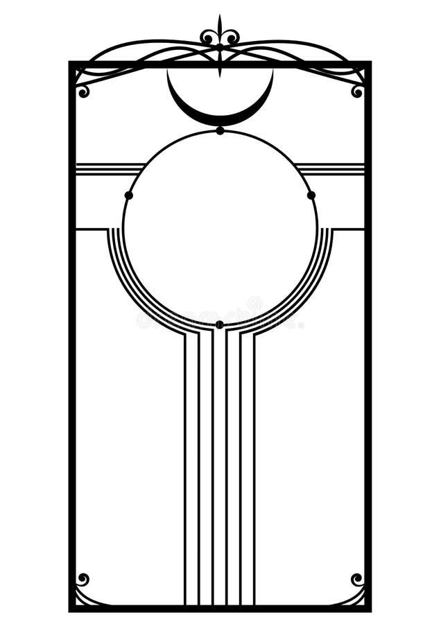 streszczenie rama ilustracji