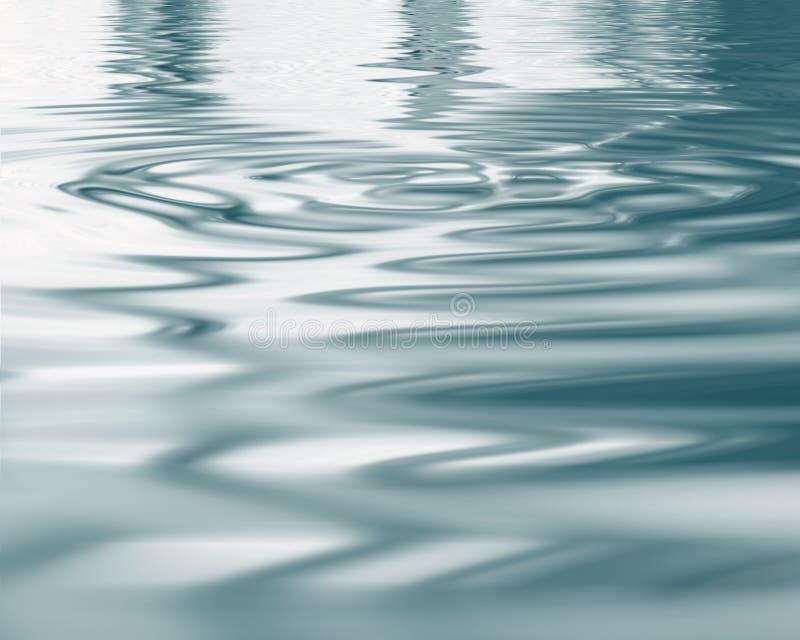 streszczenie wody ilustracja wektor